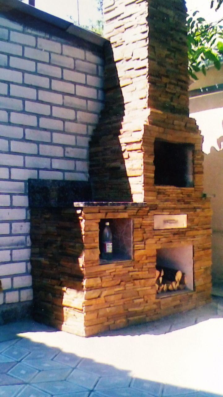 Камины барбекю фото стоимость работ электрокамин bork 1707